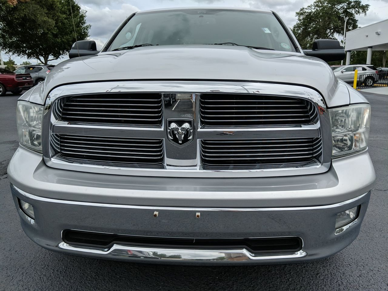 Pre-Owned 2011 DODGE 1500 BIG HORN