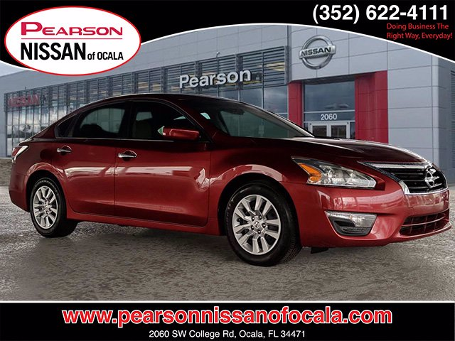 pre owned 2015 nissan altima s 4dr sdn i4 2 5 in ocala p6873a pearson nissan of ocala pearson nissan of ocala