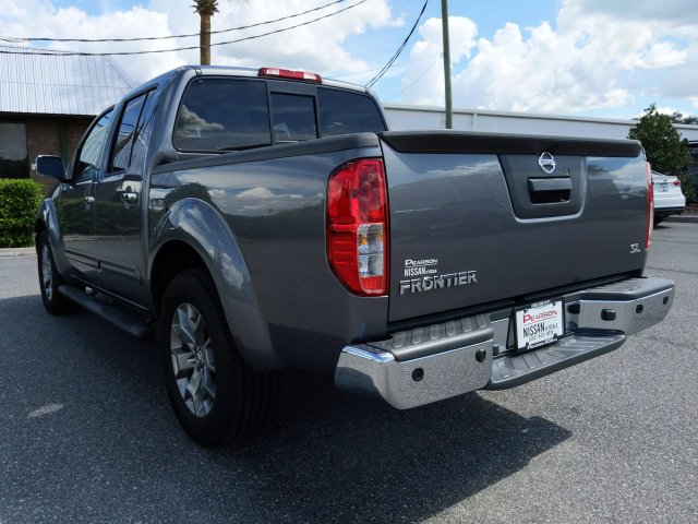 Certified Pre-Owned 2019 NISSAN FRONTIER SL