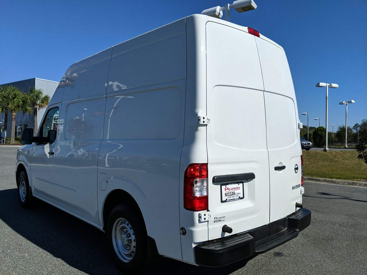 Certified Pre-Owned 2019 NISSAN NV CARGO S