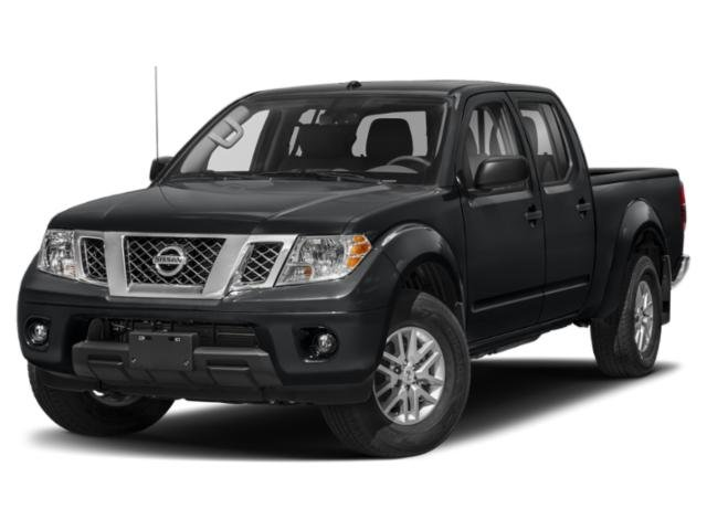New 2020 Nissan Frontier SV