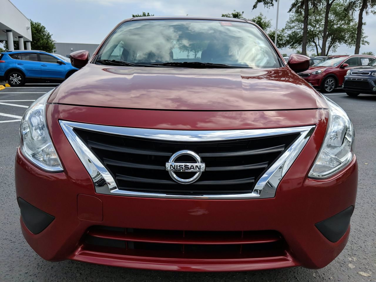 Certified Pre-Owned 2019 NISSAN VERSA SEDAN SV