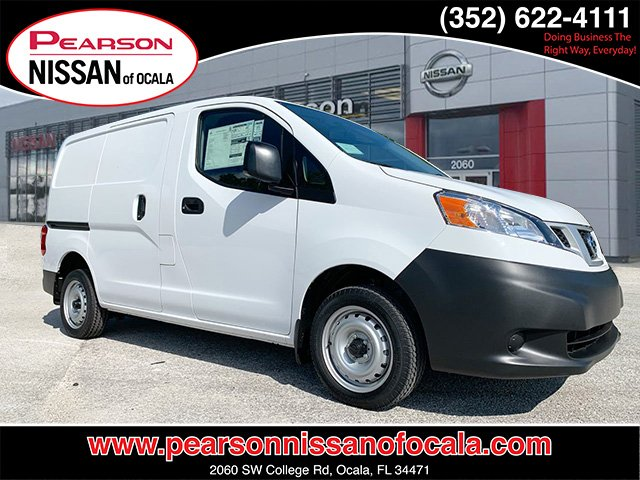 Certified Pre-Owned 2019 NISSAN NV200 COMPACT C S