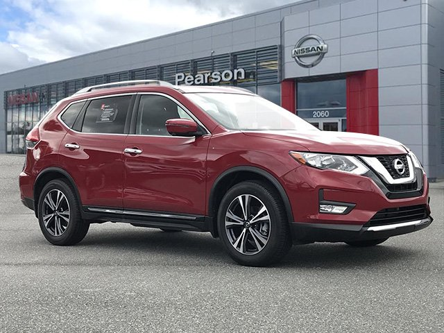 Certified Pre Owned 2017 Nissan Rogue Sl
