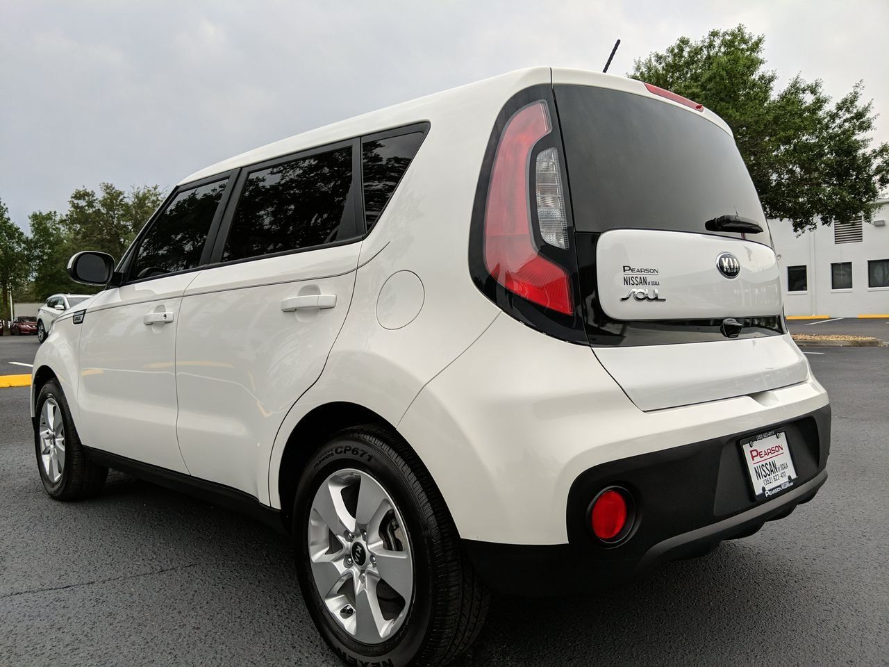 Pre-Owned 2019 KIA SOUL BASE