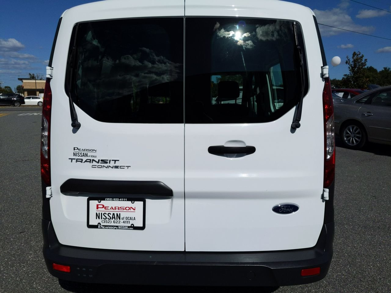 Pre-Owned 2017 FORD TRANSIT CONNECT XL
