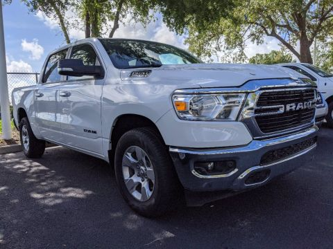 Pre-Owned 2019 RAM 1500 BIG HORN/LONE STA