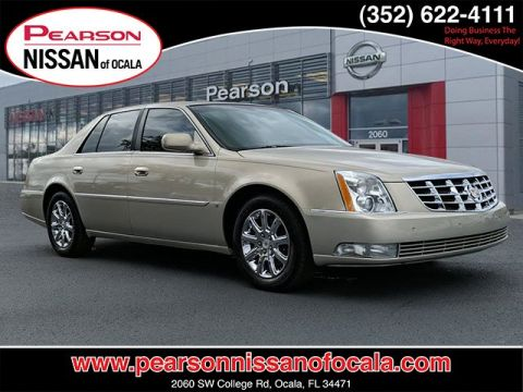 Pre-Owned 2009 CADILLAC DTS w/1SB