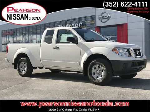 Certified Pre-Owned 2019 NISSAN FRONTIER S RWD 2WD KING S AT