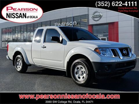 Certified Pre-Owned 2018 NISSAN FRONTIER S RWD 2WD KING CAB S AT