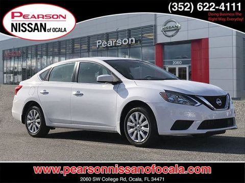 197 New Nissan Vehicles For Sale | Pearson Nissan of Ocala