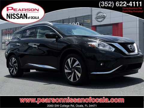 Certified Pre-Owned 2018 NISSAN MURANO PLATINUM With Navigation & AWD