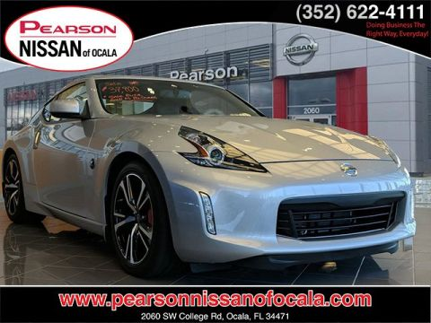 Certified Pre-Owned 2020 NISSAN 370Z COUPE SPORT TOURING