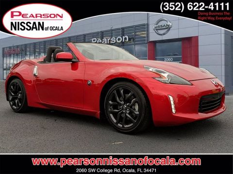 Certified Pre-Owned 2019 NISSAN 370Z ROADSTER 2DR RDSTER AT