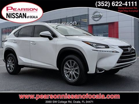 Pre-Owned 2017 LEXUS NX NX TURBO